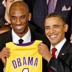 Kobe Bryant: 'President Obama Talks Trash on the Court'