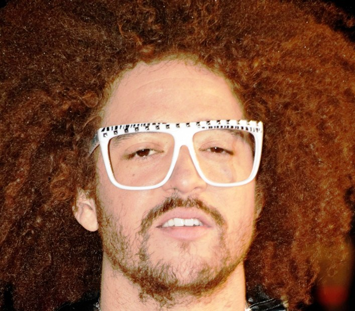 Musician Redfoo of LMFAO turns 37 today