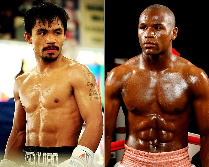 Ringside Update: Mayweather vs Pacquiao Big Showdown Looms in the.