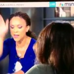 Melissa Harris-Perry Loses it Over Guest's Comment (Watch)
