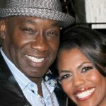 Report: Michael Clarke Duncan and Omarosa Planned January Wedding