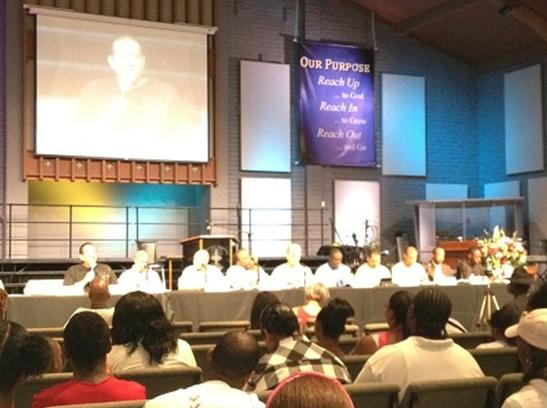 Million Father March Panel Discussion