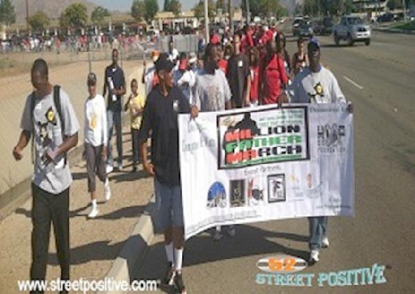 million father march (moreno valley, ca)