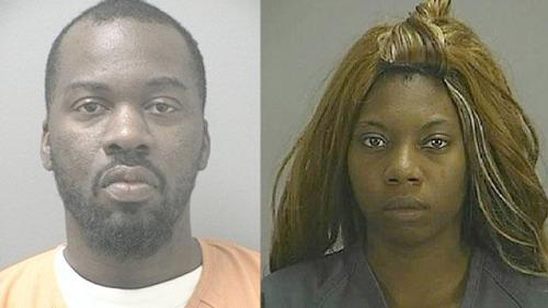 Soloman Manasseh Mustafa, 38, was sentenced to life in prison and his accomplice Kalandra Wallace, 25, was sentenced to five years in prison for running a sex trafficking ring in the metropolitan area of Atlanta, Georgia.