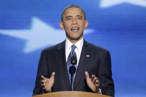 obama (dnc speech)