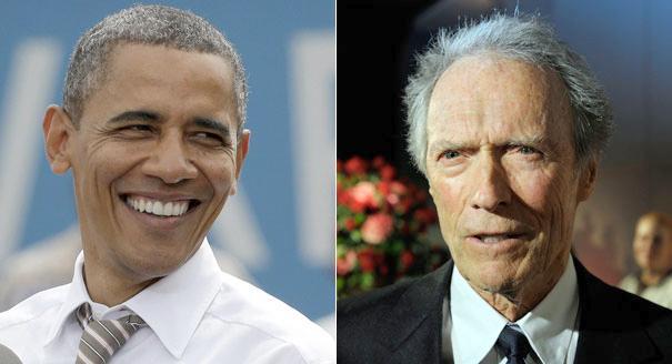 obama & eastwood