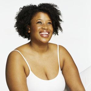 obese blackwoman
