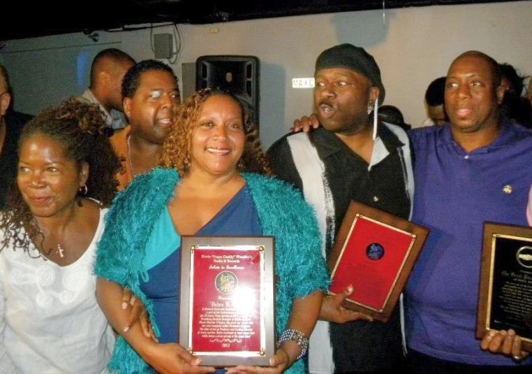 radio & records honorees