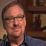 Rick Warren Advocates for Mental Illness Awareness