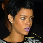 Morning Snaps: Rihanna Debuts New, Gold Grill (Look!)
