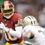Robert Griffin lll and Redskins Beat Drew Brees and Saints 40-32 (Highlights)