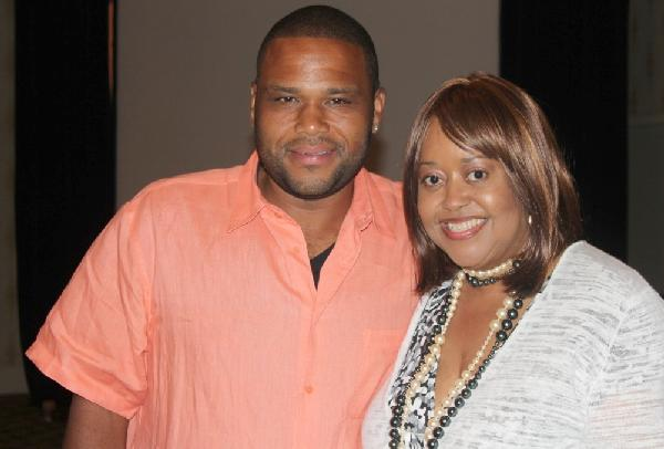 anthony anderson & tene croom