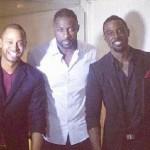 Afternoon Snaps: Idris Elba, Dwyane Wade, Usher & Keyshia Cole (Look!)