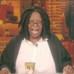 TMI: Whoopi Goldberg Has On-Air Hot Flash: 'My Underwear Is Wet!' (Video)