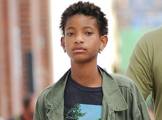 Singer-actress Willow Smith is 13 today