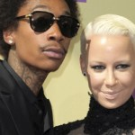 Wiz Khalifa, Amber Rose Confirm Pregnancy at VMAs (Video)