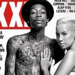 Wiz Khalifa Shares Mag Cover With Pregnant Fiance, Amber Rose