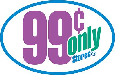 99 cents only logo