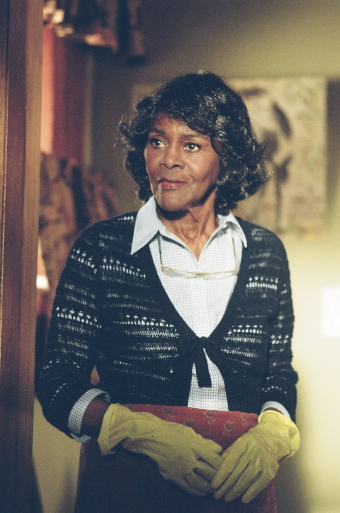 "Cicely Tyson as Nana Mama in ""Alex Cross"""