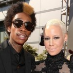 Amber Rose and Wiz Khalifa Are Having a Boy