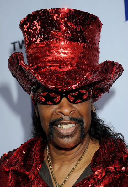 Musician Bootsy Collins is 62 today.