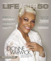 Dionne on cover of life after 50