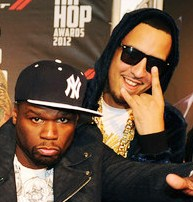 French Montana 50 cent