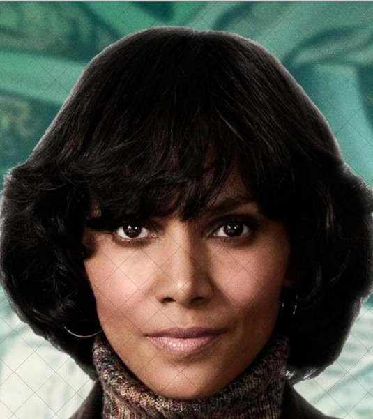 "Halle Berry as her 1970s character Luisa Rey in ""Cloud Atlas"""