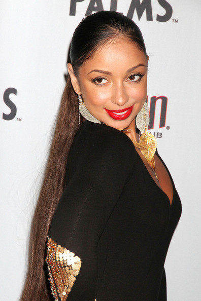Singer Mya is 34 today.