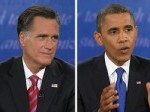 romney and obama