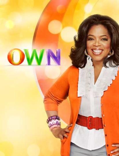 Oprah (with own logo)