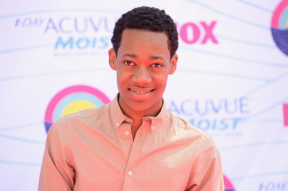 """Actor Tyler James Williams (""""Everybody Hates Chris"""") is 21 today."""