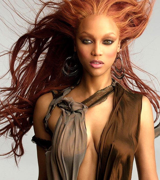 Tyra Banks Sequel: Tyra Banks Sues Wig Companies For Using Her Trademark W