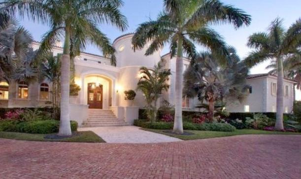 alonzo mourning's old mansion