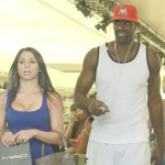 Afternoon Snaps: NBA Baller Antawn Jamison & Hot Girlfriend Spotted
