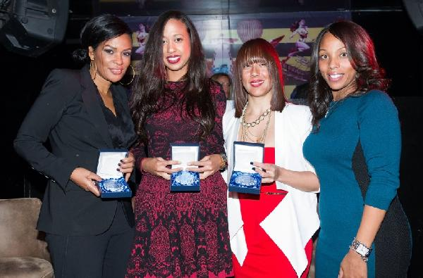 ASCAP Women Behind the Music New York honorees
