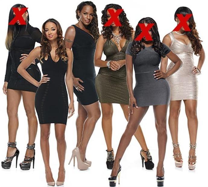 basketball wives(axed)