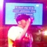 Bobby Brown at Karaoke Bar before DUI (Photo)