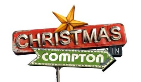 christmas in compton (logo)