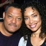 Fishburne's Real Wife to Play his TV Wife on 'Hannibal'