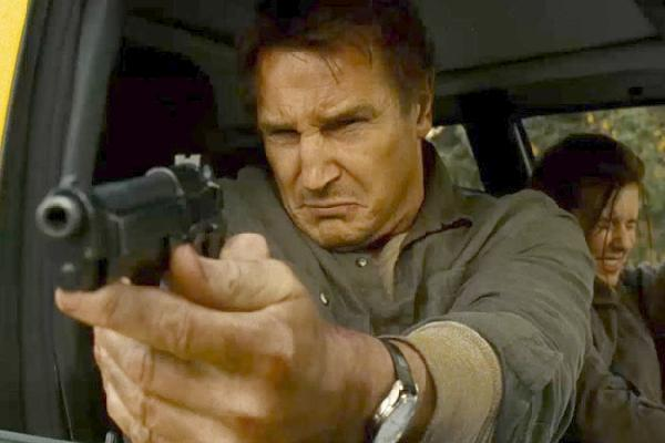 liam neeson (in taken 2)