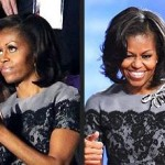 Michelle Obama Rocks the Presidential Debate with Something Old