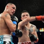Ringside Update: Rios Vs. Alvarado: Fight of the Year Candidate