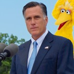 'Million Muppet March' Plans Protest of Mitt Romney for Big Bird Death Threat