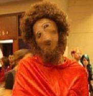 monkey jesus costume