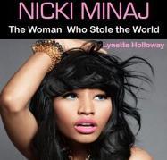 nicki minaj book cover