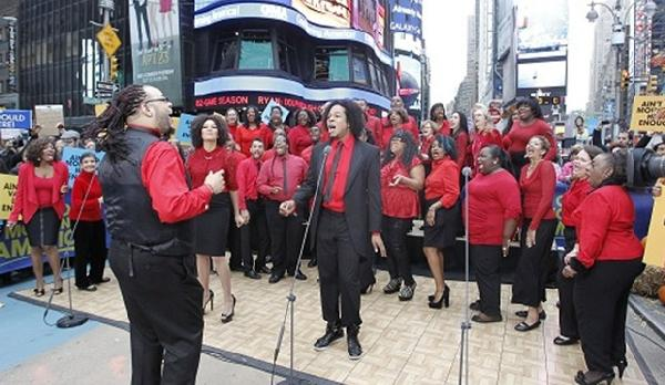 power in praise choir