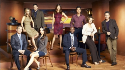 'Private Practice' cast