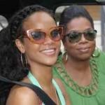 Oprah Doesn't Judge Rihanna