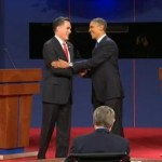 Romney Comes Out Swinging Against Obama in First Debate